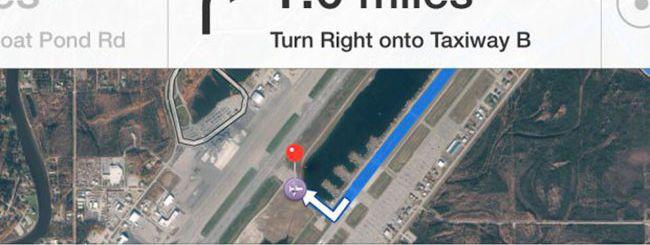 Mappe errate anche in iOS 7: proteste in Alaska