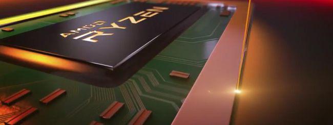 AMD Ryzen 3000 sarà così