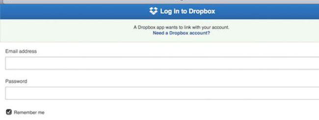 Apple boccia le app col supporto a Dropbox