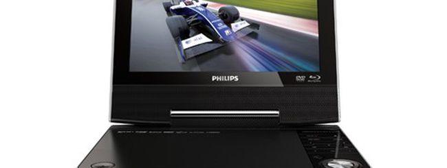 Philips PB9001, lettore Blu-ray portatile