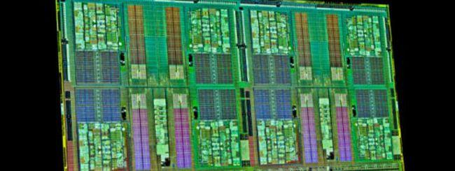 AMD Opteron 6200: CPU per server con 16 core
