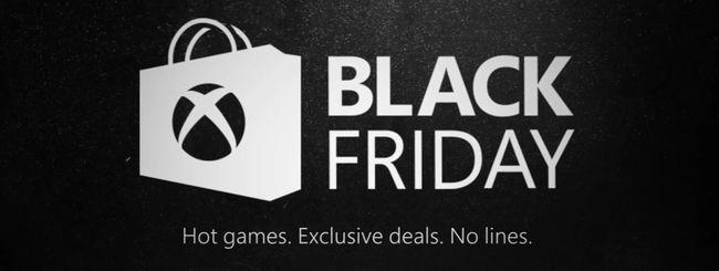 Black Friday, le offerte Xbox di Microsoft