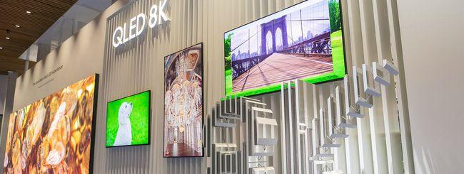 Samsung presenta Digital Signage 8K a ISE 2019