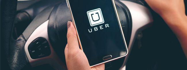 Uber evita i controlli con un'applicazione?
