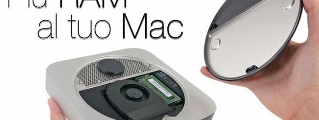 Lunga vita al Mac: Aggiungere RAM