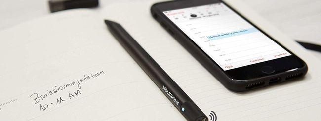 Paper Tablet Moleskine: come funziona e prezzo