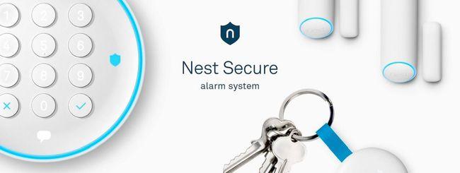 Nest Secure e Hello, novità per la smart home