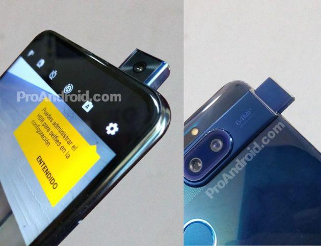 Motorola One leak
