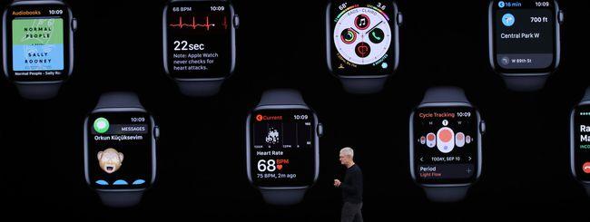 Apple Watch Series 5: tutte le caratteristiche e i prezzi