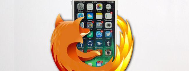 Firefox sta per fare un salto su iOS, parola di Mozilla