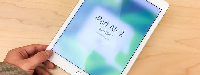 iPad Air 3: display 4K e 4 GB di RAM