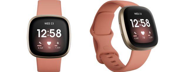 Fitbit Versa 3 è realtà: ecco tutte le specifiche