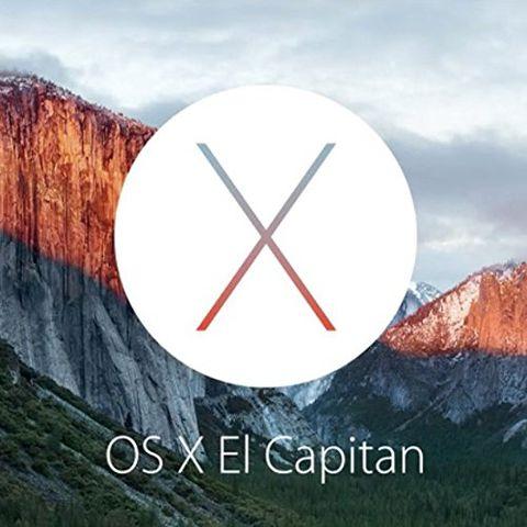 Mac OS X El Capitan 10.11.6