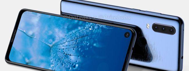 Motorola One Vision Plus o Moto G8?