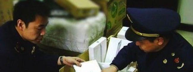Confiscati gli iPad in Cina per motivi di copyright