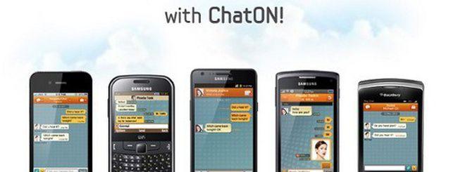 Samsung ChatON, ora anche web-based