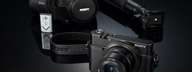 Sony Cyber-shot RX100: specifiche, immagini, video