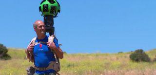 Google Street View Trekker
