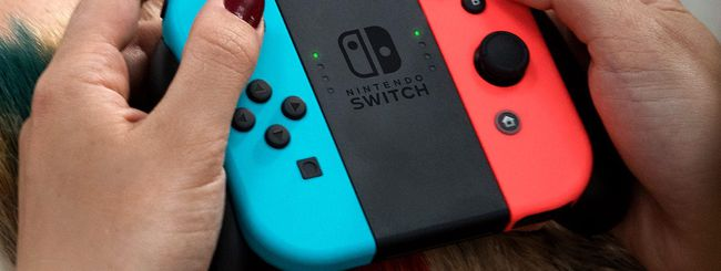 Nintendo Switch: online a pagamento dal 2018
