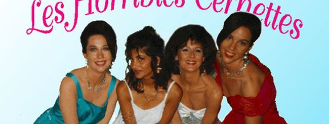 Le Cernettes, la prima foto della storia del Web