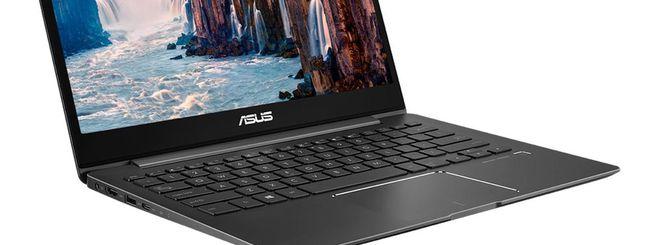 ASUS ZenBook 13 UX331, notebook con GPU discreta