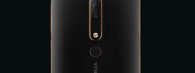Nokia 6.1 Plus confermato da Google