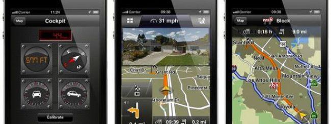 Navigon per iOS, ora con supporto a Google Street View