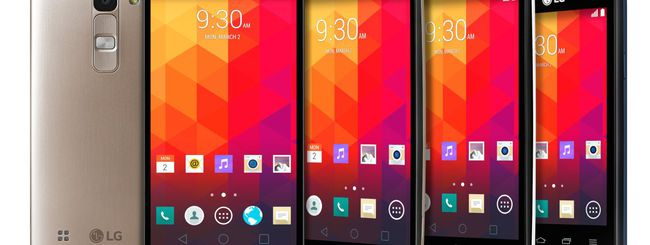 Nuovi smartphone LG: Magna, Spirit, Leon e Joy