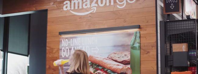 Amazon Go, spese rapide senza code alla cassa