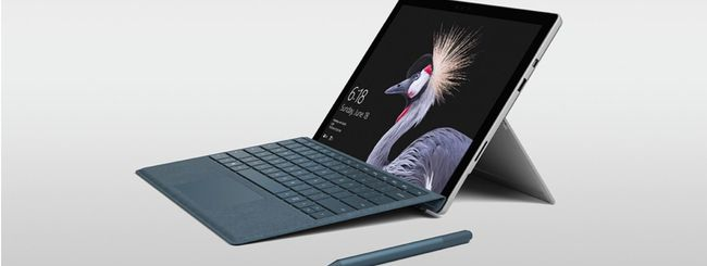 Microsoft annuncia Surface Pro with LTE Advanced