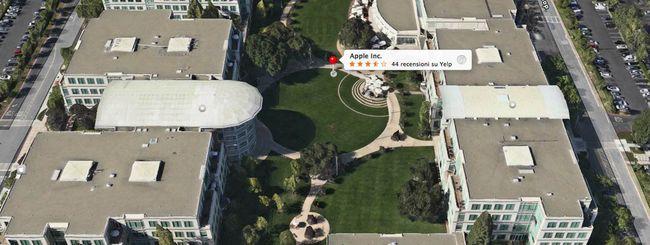 Mappe Apple: piccoli miglioramenti