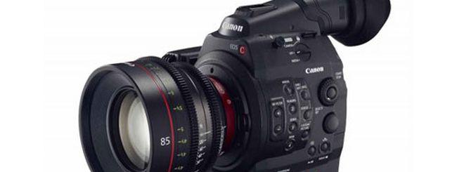 Canon EOS C500 con sensore 4K mostrata a breve