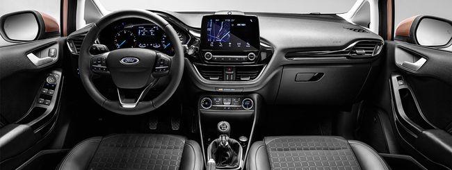 Le tecnologie della nuova Ford Fiesta