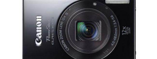 Canon presenta 10 nuove fotocamere compatte