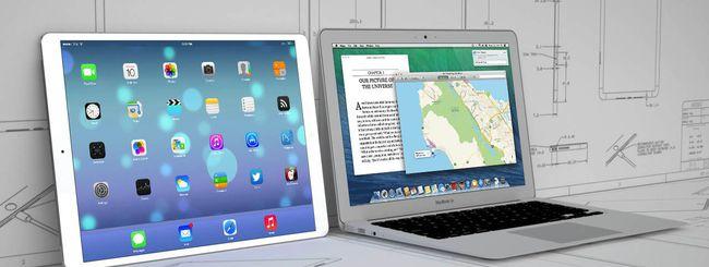 iPad Maxi non prima del 2015
