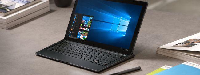 MWC 2017: Alcatel PULSE 12, ibrido con Windows 10