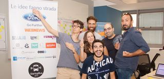 StartupBus: team Lookly