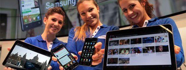 Il Samsung Galaxy Tab da 7 pollici costerà 399 dollari