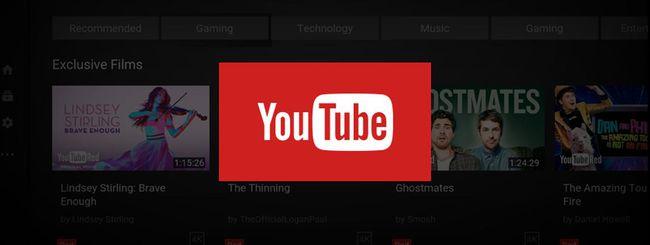 NVIDIA SHIELD TV, video YouTube a 360 gradi