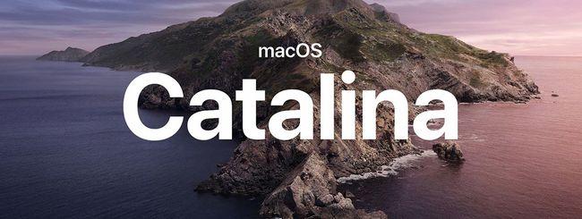macOS Catalina: 200 vecchie app non funzioneranno