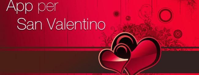 San Valentino 2015, 5 app per gli innamorati