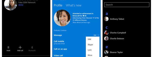 Windows 10 smartphone: supporto nativo alla stampa