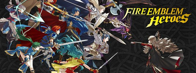 Fire Emblem Heroes in download su Android e iOS