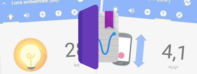 Google Science Journal: esperimenti su smartphone
