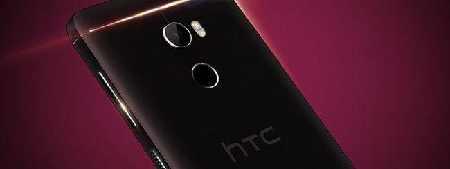 HTC One X10, prima immagine ufficiale