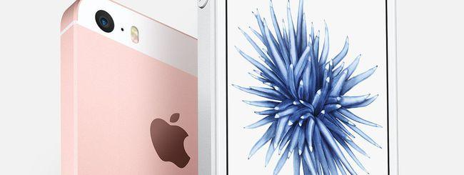 Apple iPhone SE, l'offerta di Wind