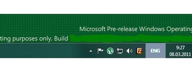 Windows 8: appare una nuova immagine