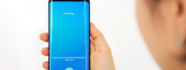 Samsung Galaxy S8, Bixby perde la voce