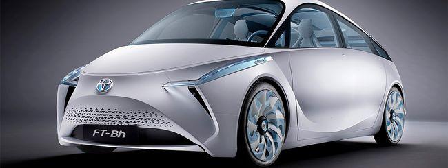 Toyota-Intel: un ecosistema per la guida autonoma