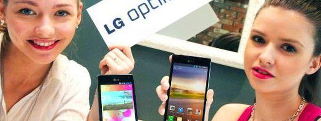 LG Optimus 4X HD, quad-core ed Android 4.0